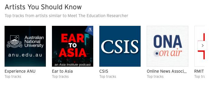 SoundCloud 'Artists You Should Know'