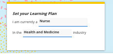 Coursera learning plan