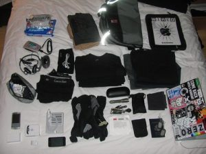 """""""Most of what is being packed""""byseanbonneris licensed underCC BY-NC-SA 2.0"""