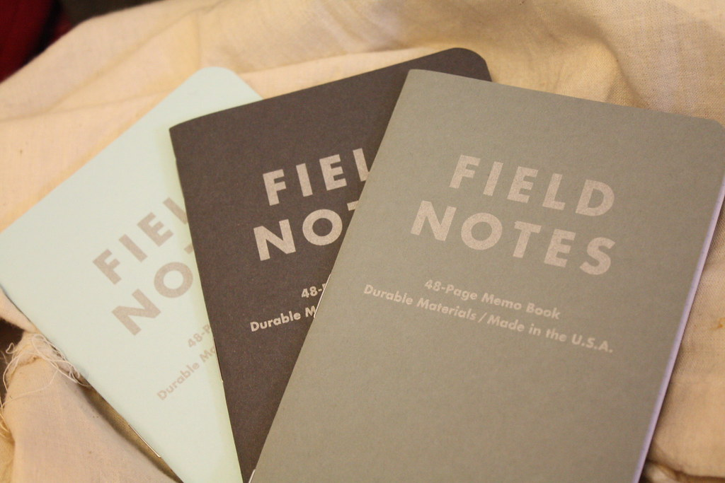 """""""field notes, so excited"""" by quite peculiar is licensed under CC BY-NC-ND 2.0"""